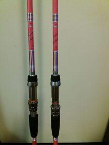 Handbuild rod