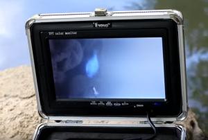 onderwatercamera beeld